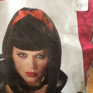 California Costumes Other - Dark fairytale costume with wig